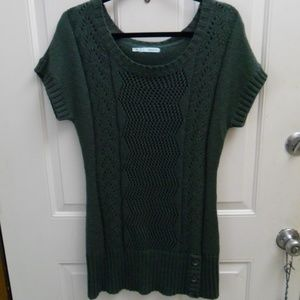 Maurices Green Sweater/Dress